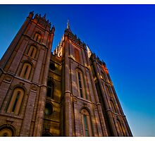 Temple Square by IKeepScreaming