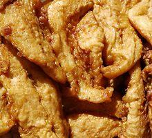Food - fried fish fillets by Marjolein Katsma