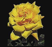 Yellow Rose by Doug Greenwald