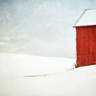 winter barn by wishcraft
