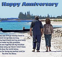 Happy Anniversary by Julia Harwood