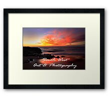 South West Art & Photography Framed Print