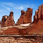 Park Avenue...Arches NP by chas48