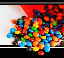 Colourful Lollies - Out of the Frame by boofuls