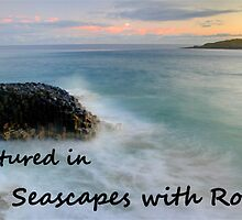 "Featured in ""Seascapes with Rocks"" banner by Shelley Warbrooke"