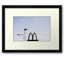Liverpool 116 Framed Print