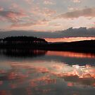 Kielder Sunset by Bootkneck