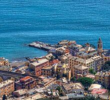 Ligurian Coast by oreundici