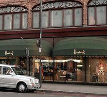 Harrod's - London, UK by Nick Bland