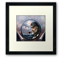 Sea Captain 6 Framed Print