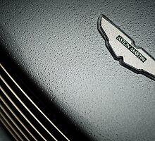 Aston Martin DB7 by Nick Bland