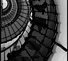 staircase shell by kgphoto
