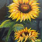 Sunflowers by Vickyh
