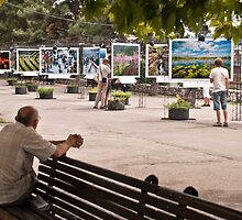 Photo exhibition  by Aleksandra Misic