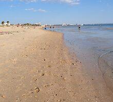 St. Kilda Beach by stellaclay