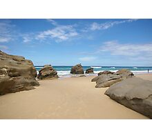 Redhead Beach Newcastle NSW Australia Photographic Print