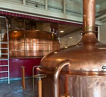 Speight's Brewery - Lauter & Kettle by Werner Padarin