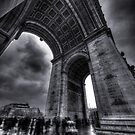 Under the Arch by shutterjunkie