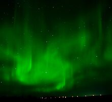 Big Sky Auroras #1 by peaceofthenorth