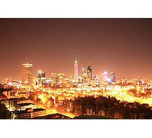 Fire City (Un-edited) Photographic Print