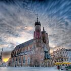 Krakow Poland in HDR by capturedjourney
