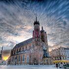 Krakow Poland in HDR by capturedjourney