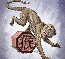 Year of the Monkey by Stephanie Smith