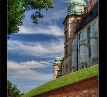 Wawel Castle - Krakow Poland by capturedjourney