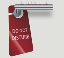 do not disturb by jobe