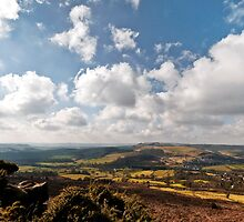 From Baslow Edge by Billlee