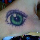 Green Eye by Meg Nicholson