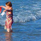 Testing the waters by iamelmana