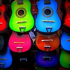 Strum in Color by stephanielim