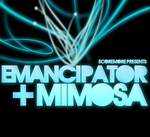 Emancipator and Mim0sa by tylerism