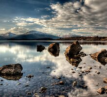 Trossachs, Loch Lomond by Paul Messenger