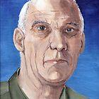 2004 Self portrait  by Woodie