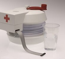 natural disaster water purifier by MattSpeigal