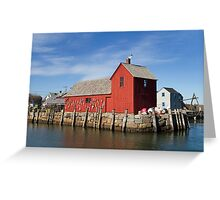 Motif #1 Greeting Card