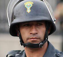 Presidential Guard, Peru - Lima by PantaOz