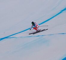 Men's Olympic Downhill by ScottPhotos