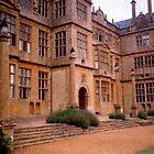 walled garden facade, Montacute House, Somerset by BronReid