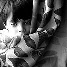Hiding curtain  by Etienne RUGGERI Artwork eRAW