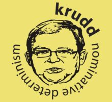 krudd - nominative determinism by doug riley