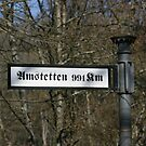 The way to Amstetten by Pamela Jayne Smith