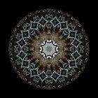 The Greylander Mandala Tapestries IV by owlspook