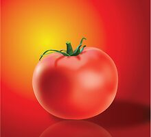 Tomato by AndreElias