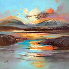 Glen Spean Light by scottnaismith