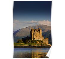Castle Eilean Donan Poster