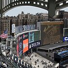 New Stadium, Old Bronx by mikepaulhamus