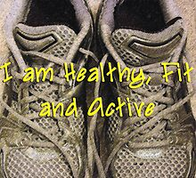 Healthy, Fit and Active by Kelly Gammon